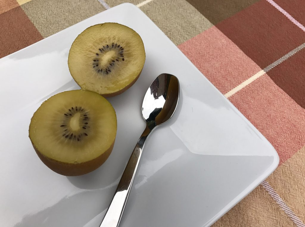 Zespri SunGold Kiwifruit bowl
