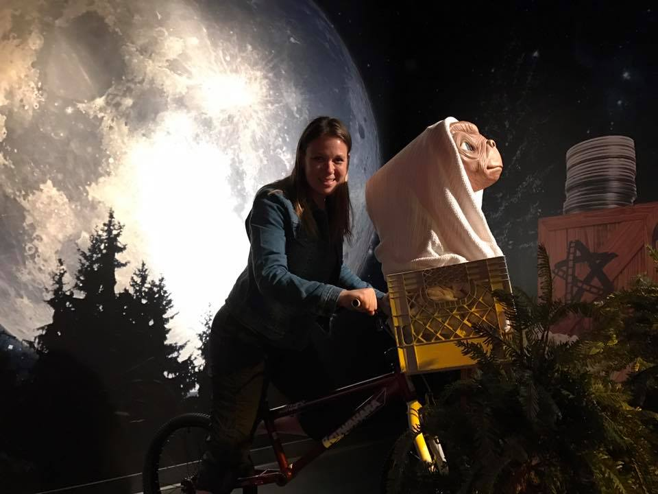 E.T. Mme Tussaud's wax museum San Francisco