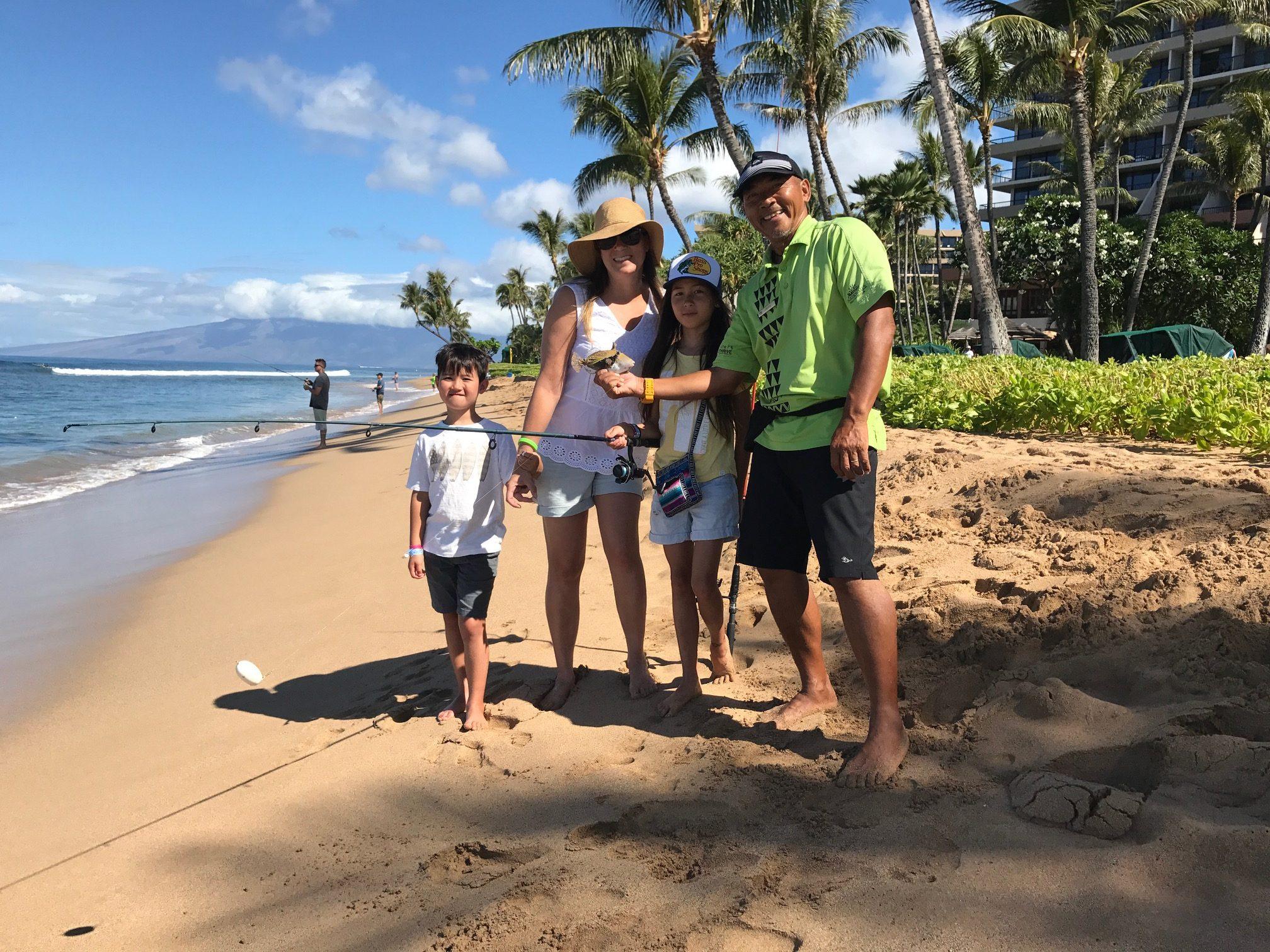 Experience Maui from Marriott's Maui Ocean Club - My Family