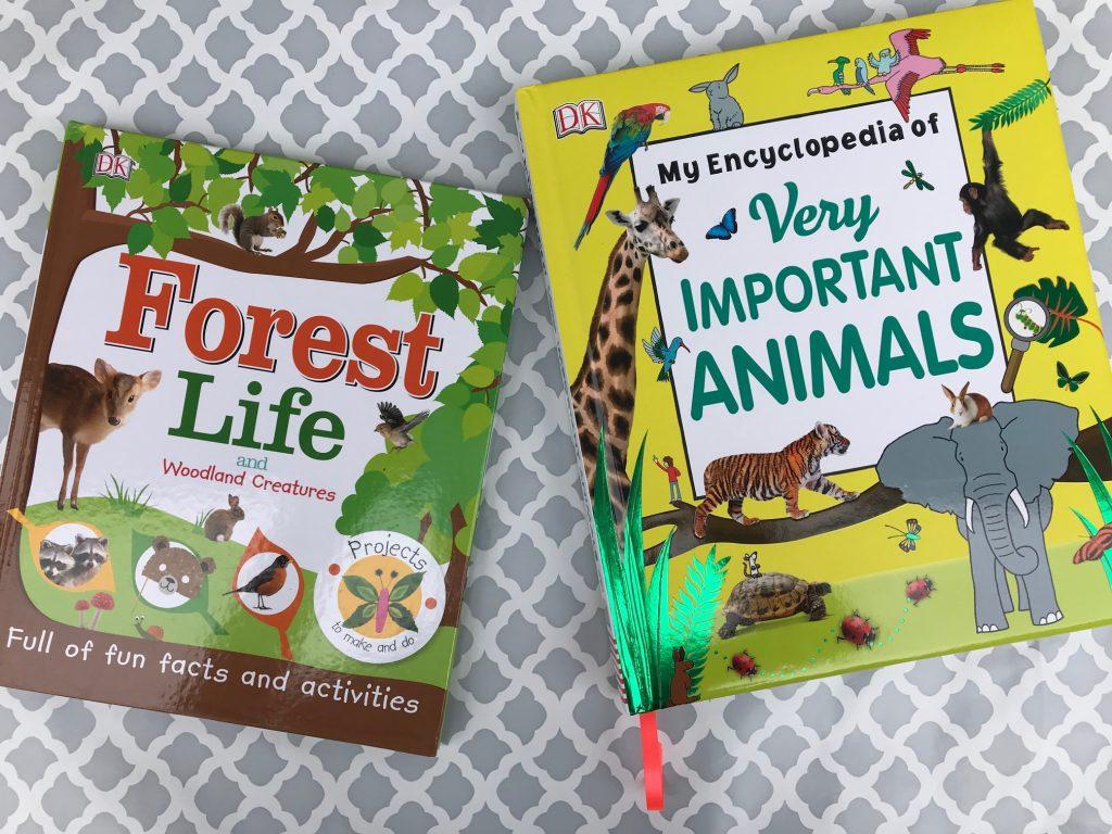 DK Canada Animal books