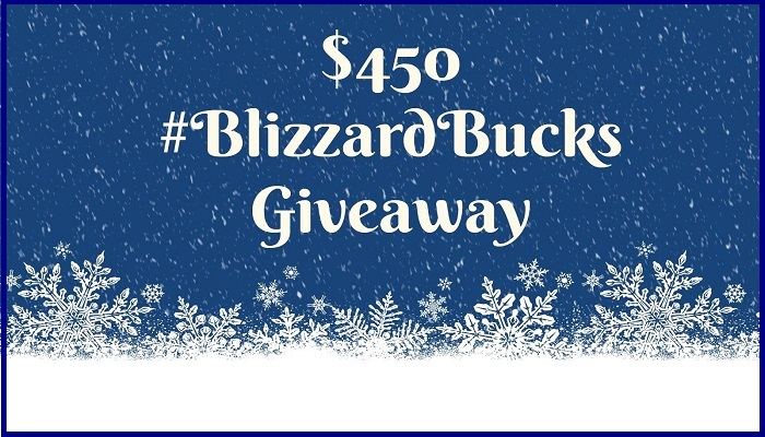 Blizzard Bucks Paypal Cash Giveaway