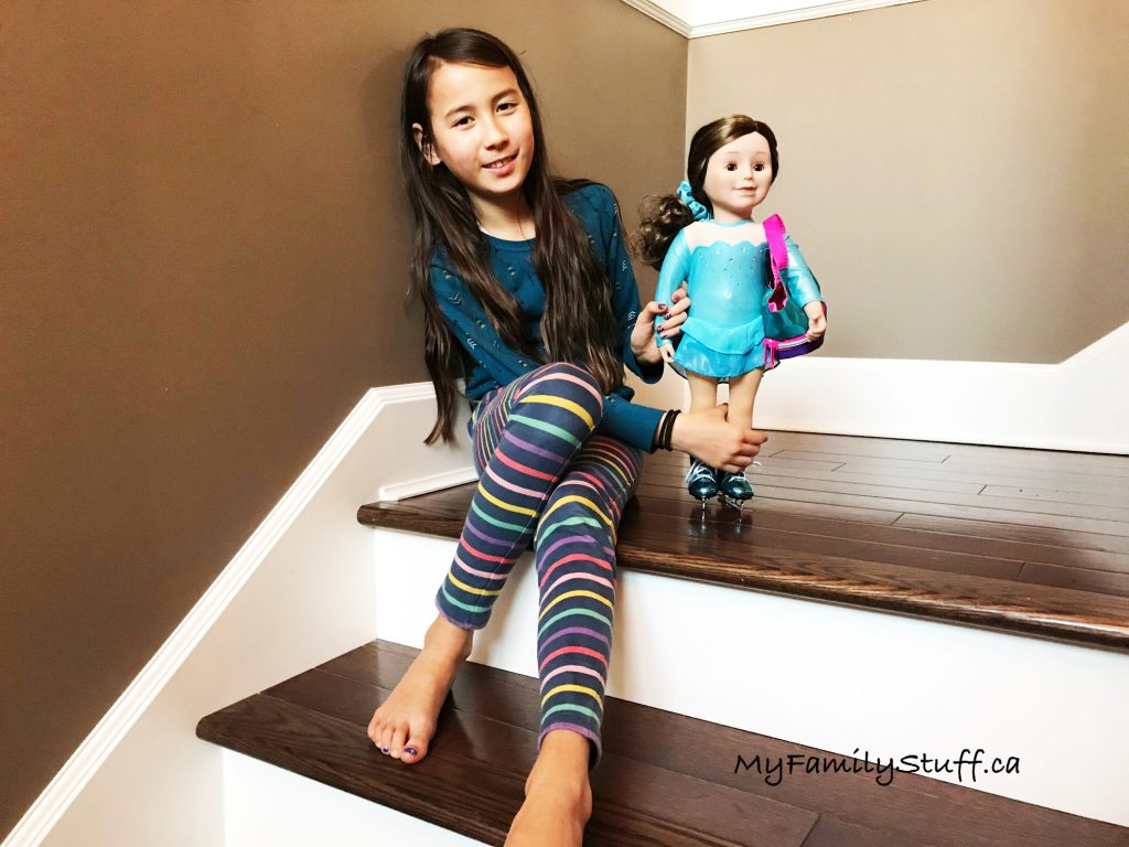 Maplelea Girls doll review