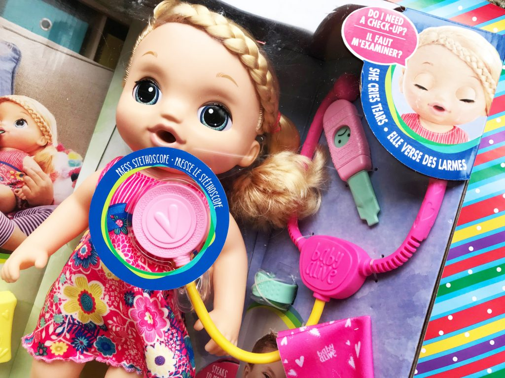 Baby Alive Sweet Tears Baby review