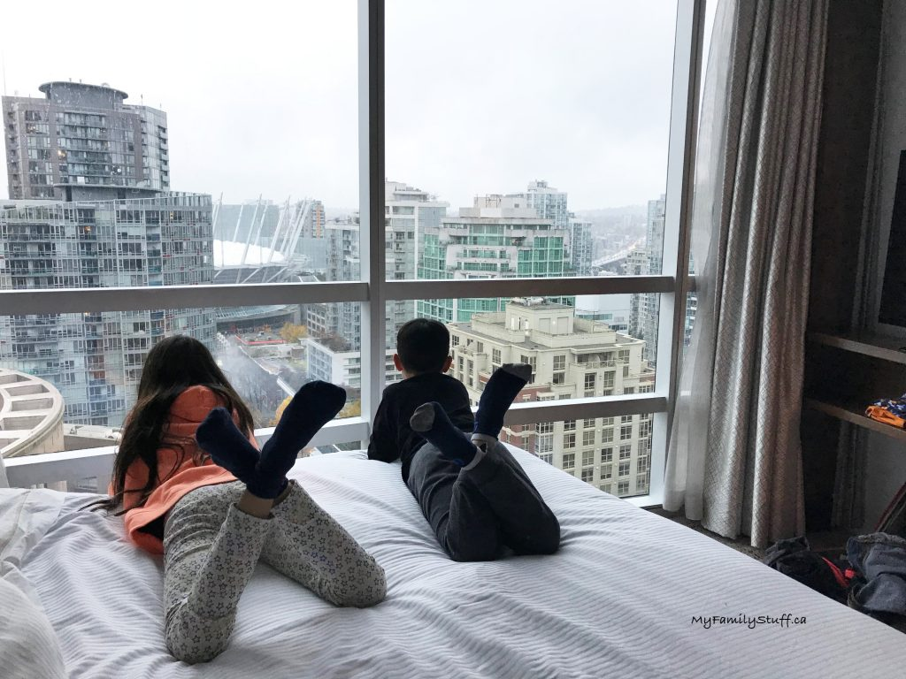 The Westin Grand Vancouver review