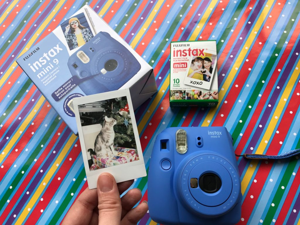 Fuji Instax Mini 9 review