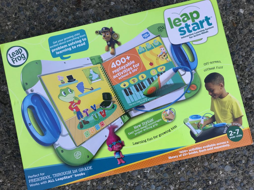 Leap Start by LeapFrog