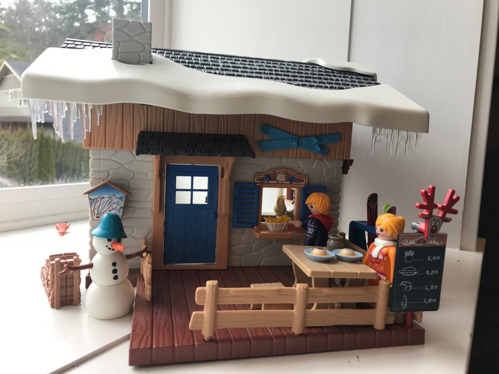 Playmobil Winter Ski Lodge
