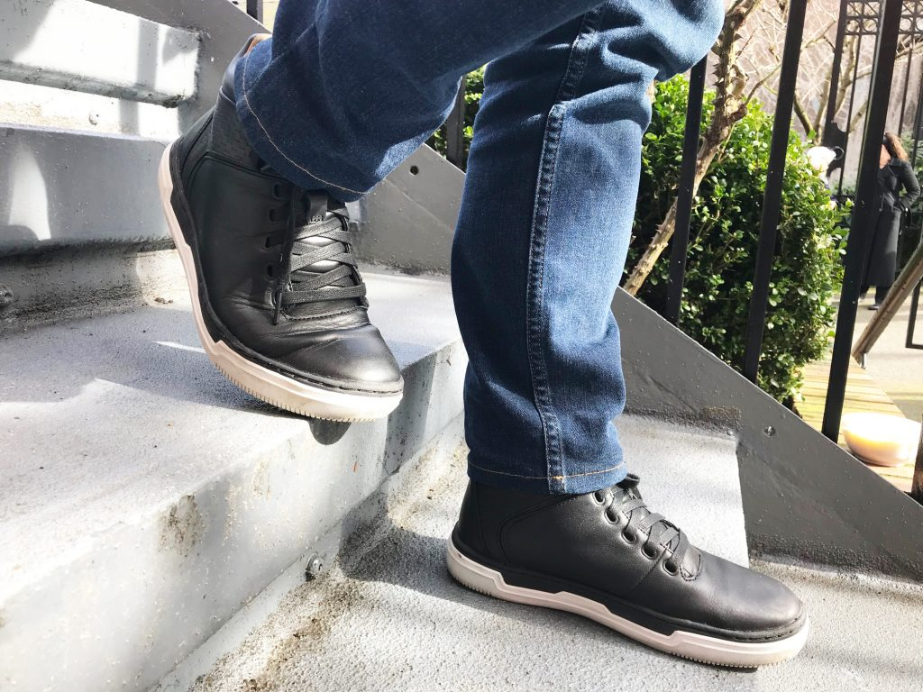 Mark Nason by Skechers high tops