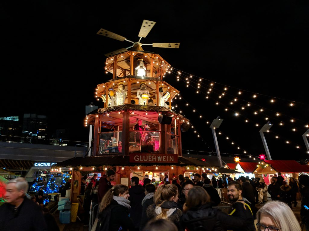What to do at the Vancouver Christmas Market