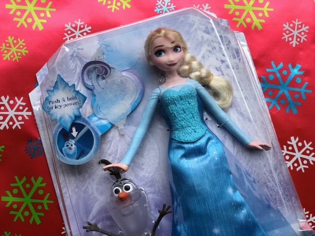 Disney Frozen Icy Lights Elsa