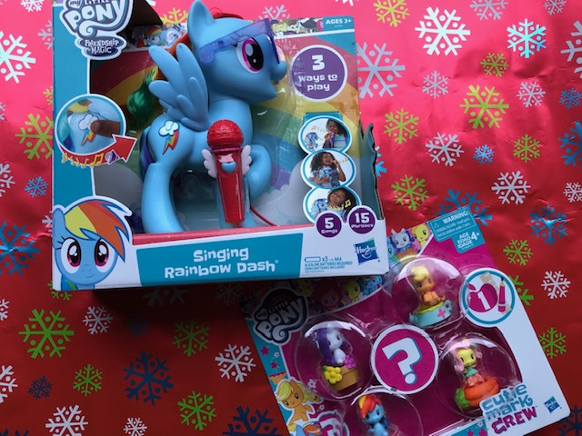 New My Little Pony toys