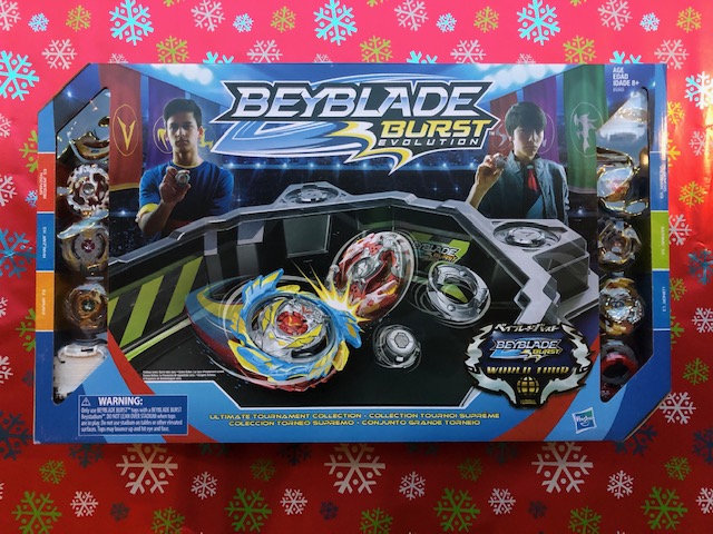 Beyblade Burst Evolution Ultimate Tournament Collection
