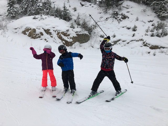 Kids Ski Whistler Blackcomb