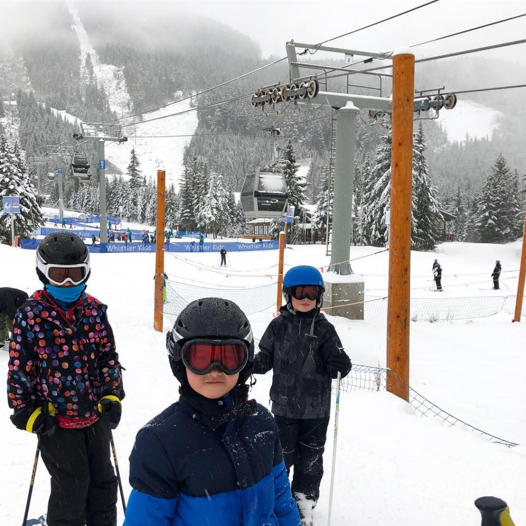 Family Friendly Skiing Whistler