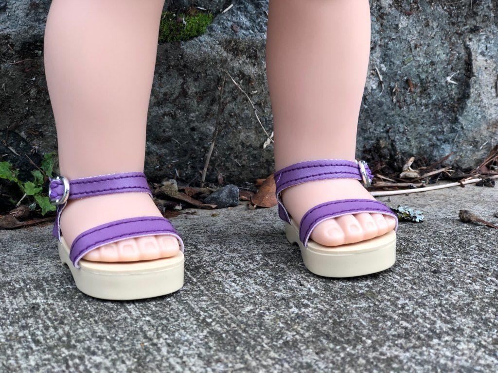 Blaire Wilson sandals