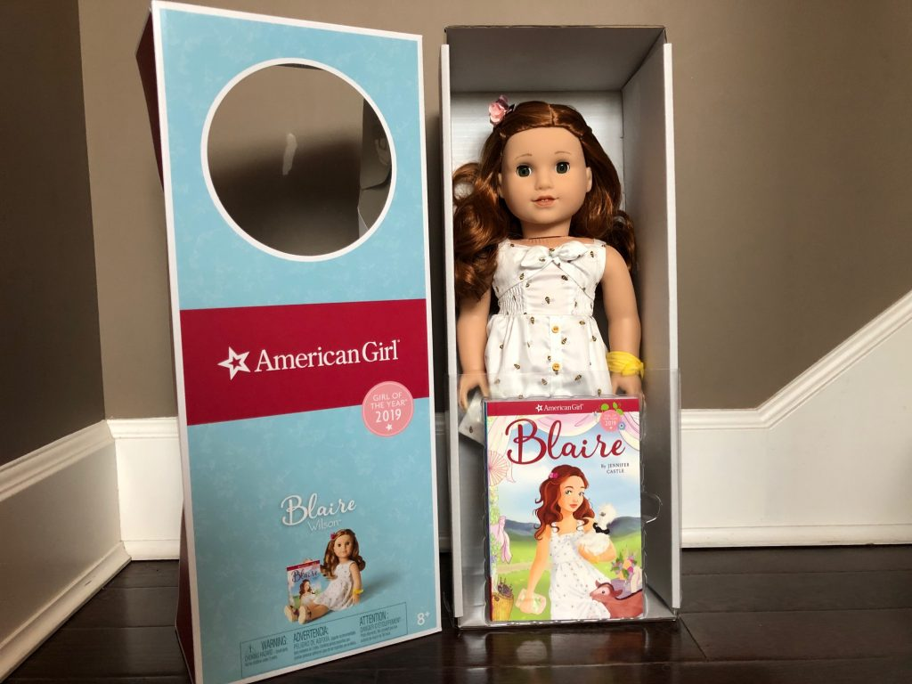 American Girl GOTY Blaire Wilson