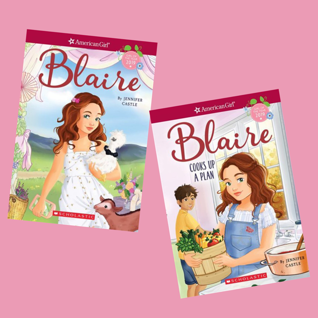 American Girl Book Giveaway
