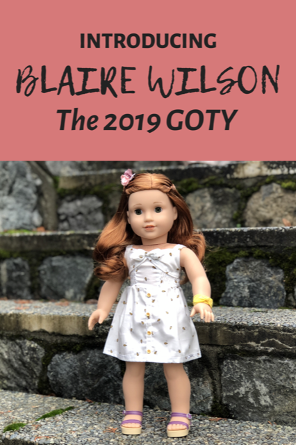 Introducing Blaire Wilson, the 2019 Girl of the Year from American Girl