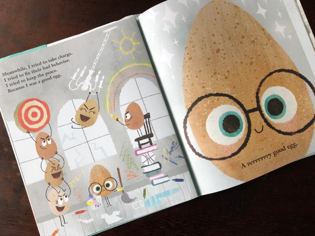 The Good Egg by Jory John and Pete Oswald