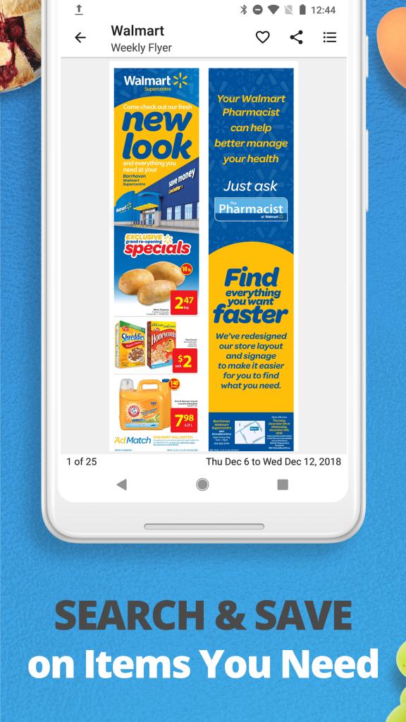 Reebee Canadian Flyer App