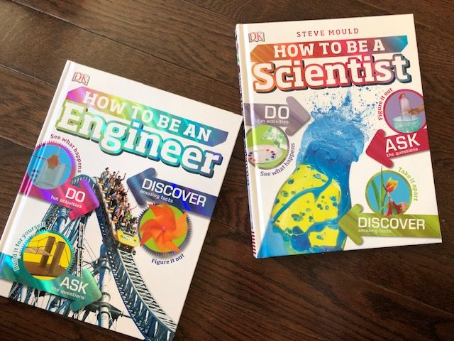 How to be a scientist by DK books