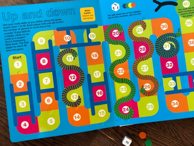 The Incredible Math Games addition game