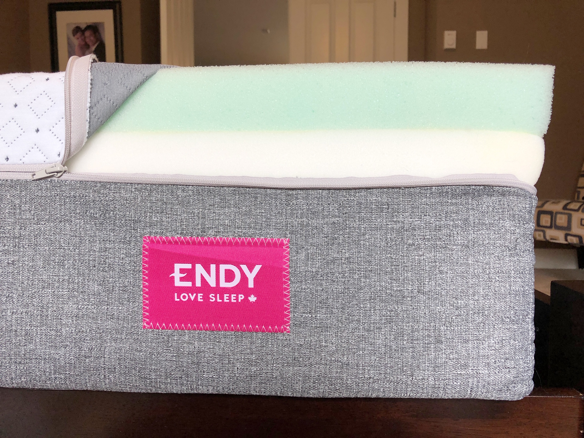 Endy Mattress foam