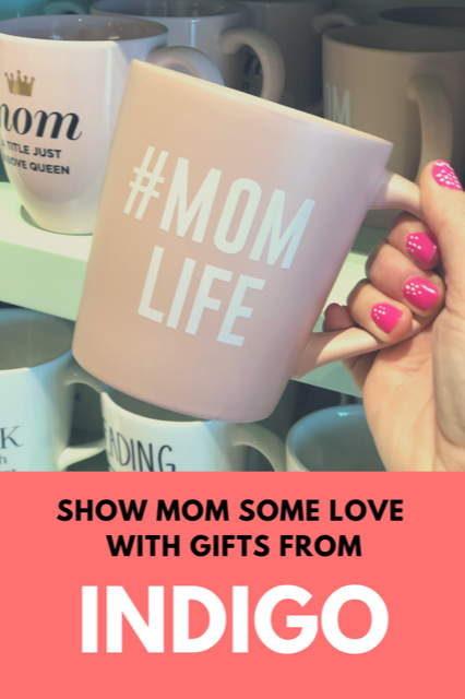 Best gifts for mom from Indigo