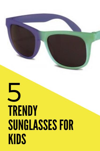 Trendy Sunglasses for kids