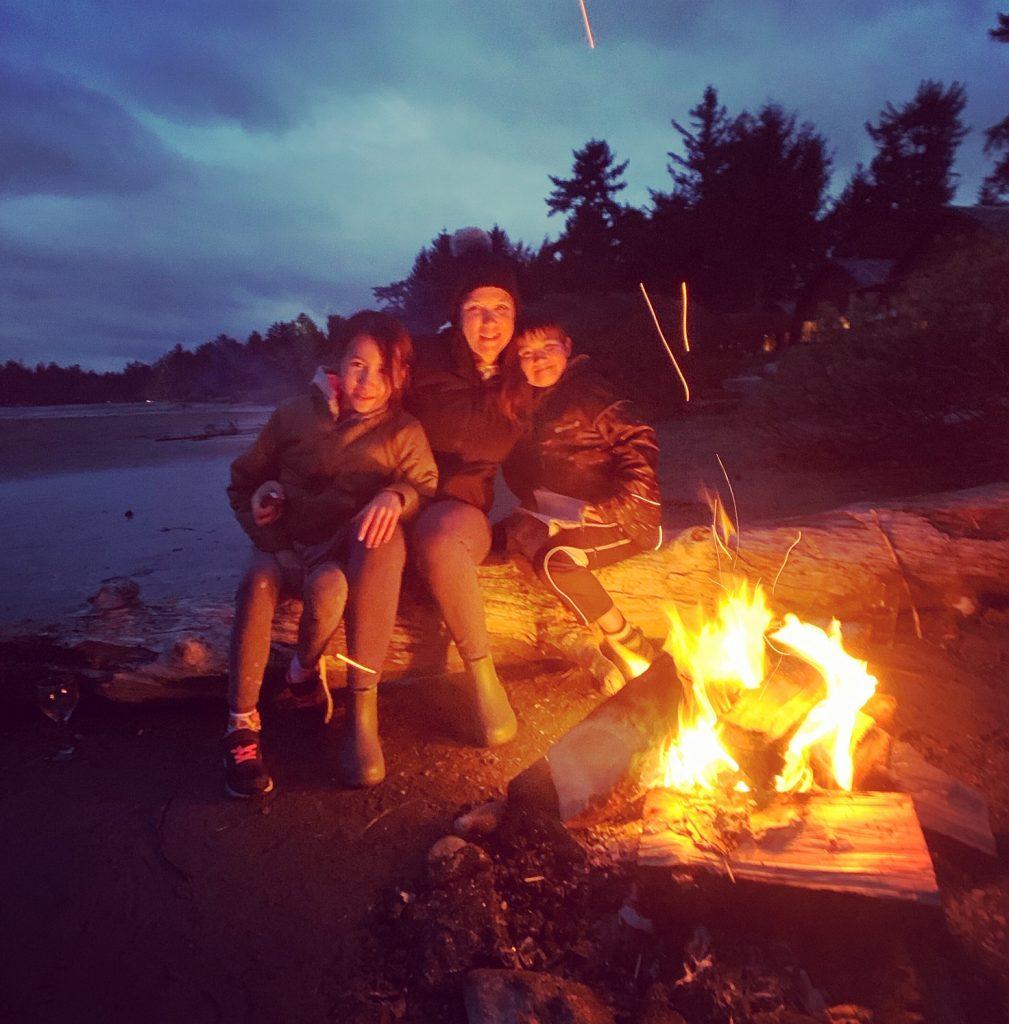 Ocean Village Campfire