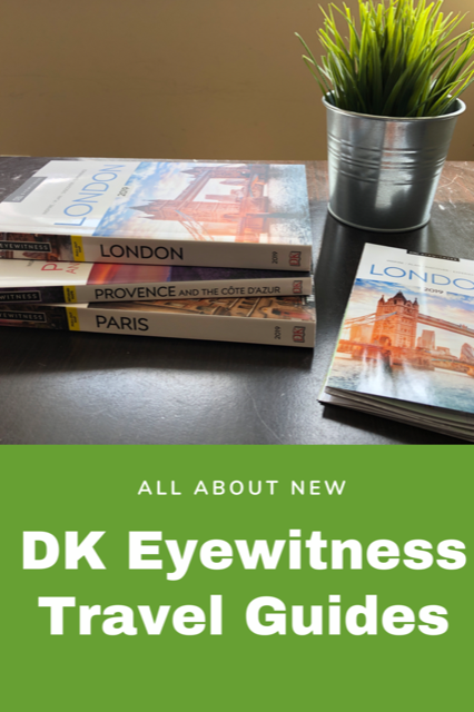 Must-Have Travel Guides: DK Eyewitness books #Travel