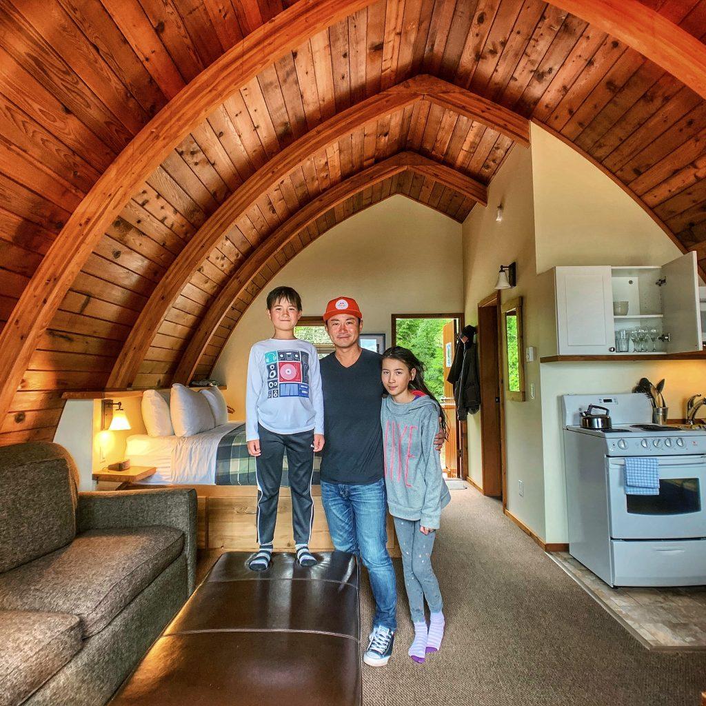 Ocean Village cabin