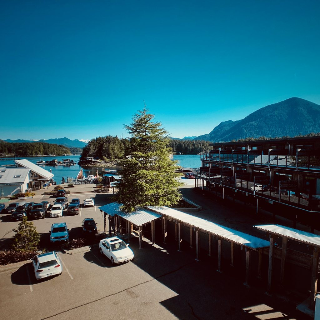 Tofino Resort Marina rooms