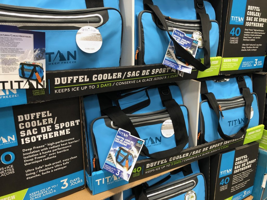 Titan Cooler at Costco