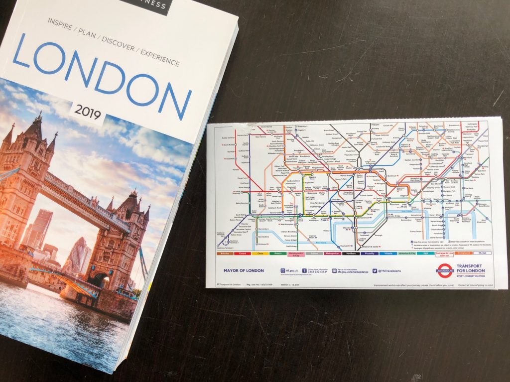 DK Eyewitness London Travel Guide