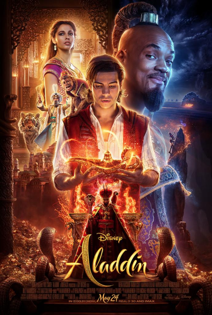 Disney Aladdin 2019