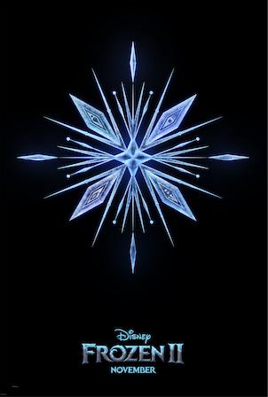 Disney Frozen 2 poster
