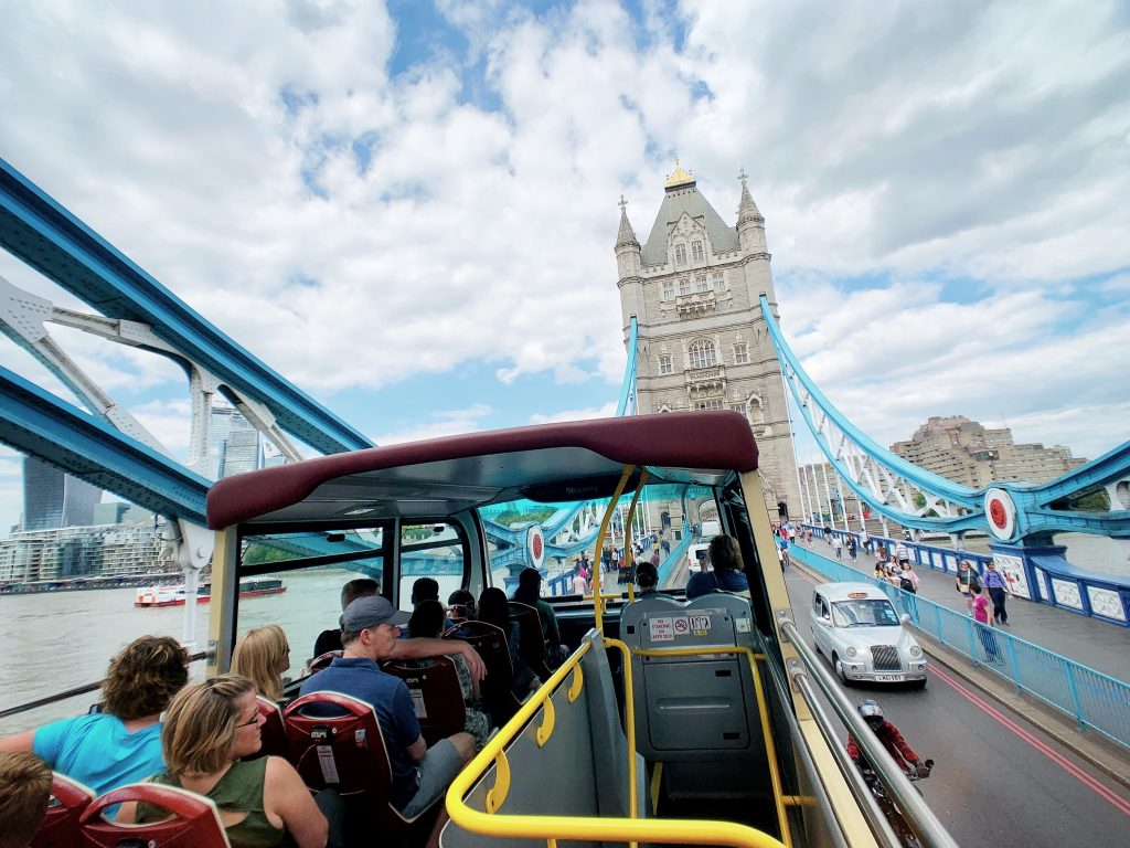 Big Bus Tower Bridge