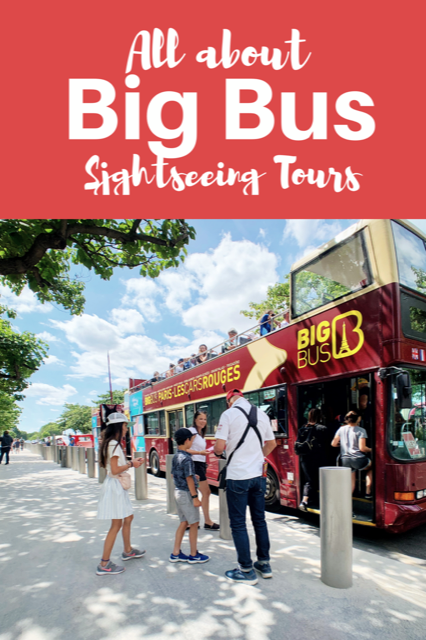 All About Big Bus Tours in London and Paris #Travel #Europe