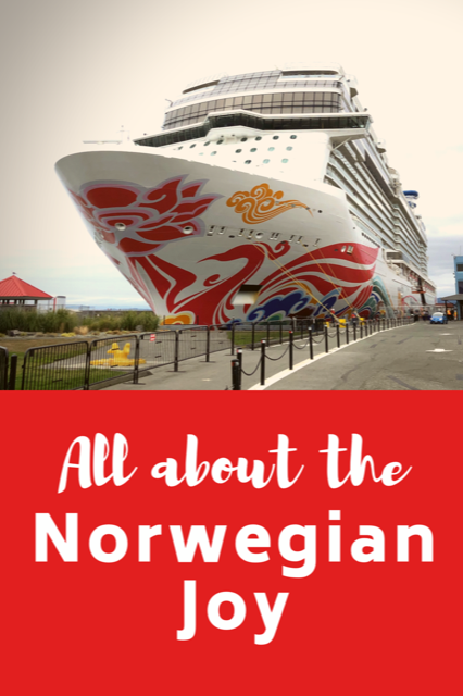 All About the Norwegian Joy #Travel #Cruise