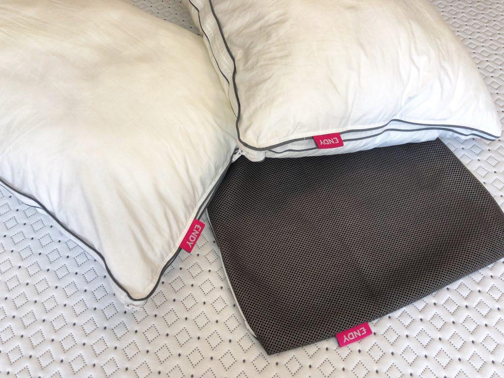 Endy pillow review