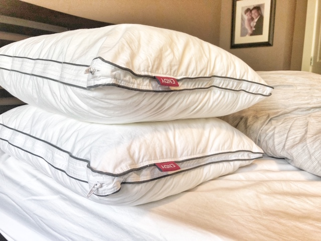 Endy Standard Pillow