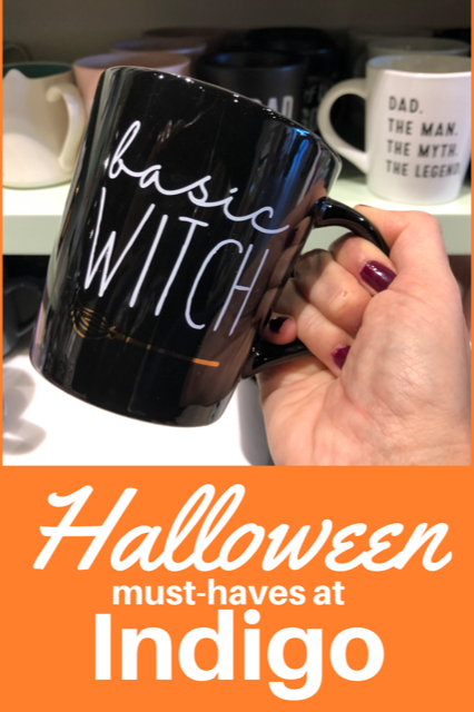 Halloween Must-Haves at Indigo