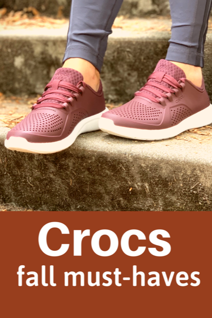 Crocs Fall Must-Haves