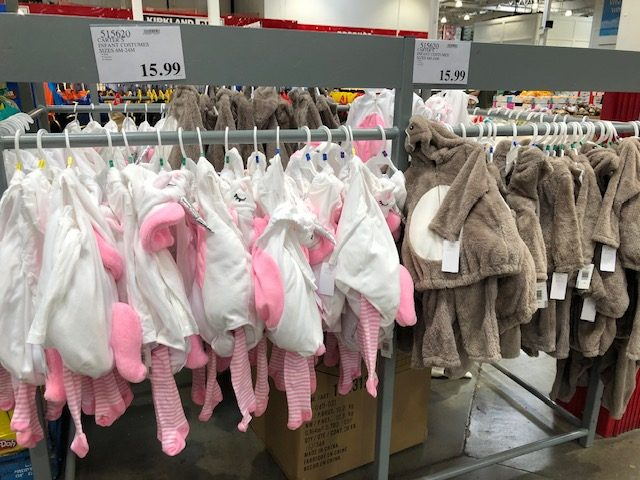 Baby Halloween Costumes at Costco