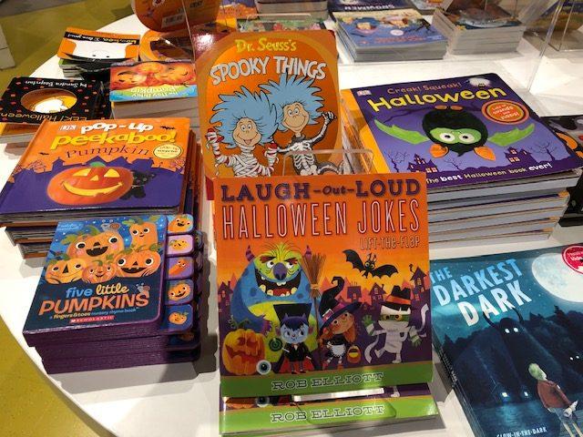 Halloween Books Indigo
