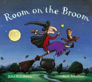 Room on the Broom limited edition