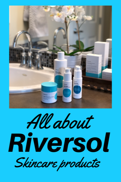 All about Riversol Skincare products #SkinCare