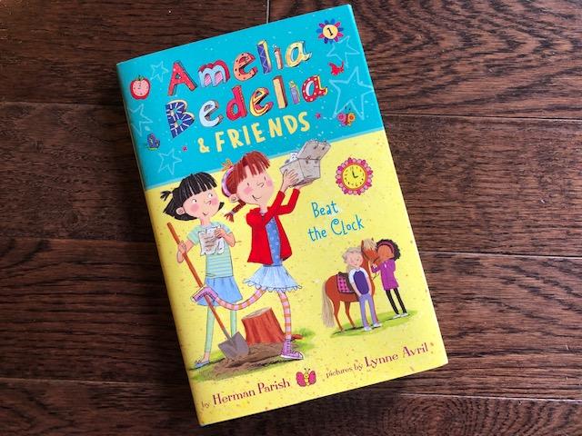 Amelia Bedelia Beat the Clock