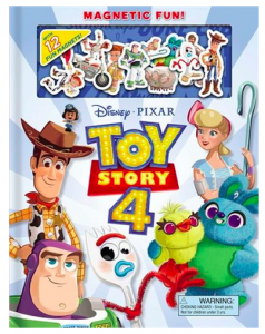 Toy Story 4 Magnetic Fun